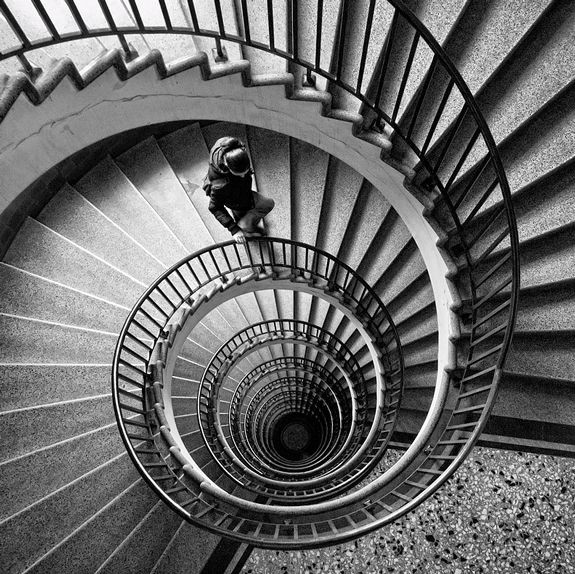 Amazing Pictures of One Point Perspective  Photography 02