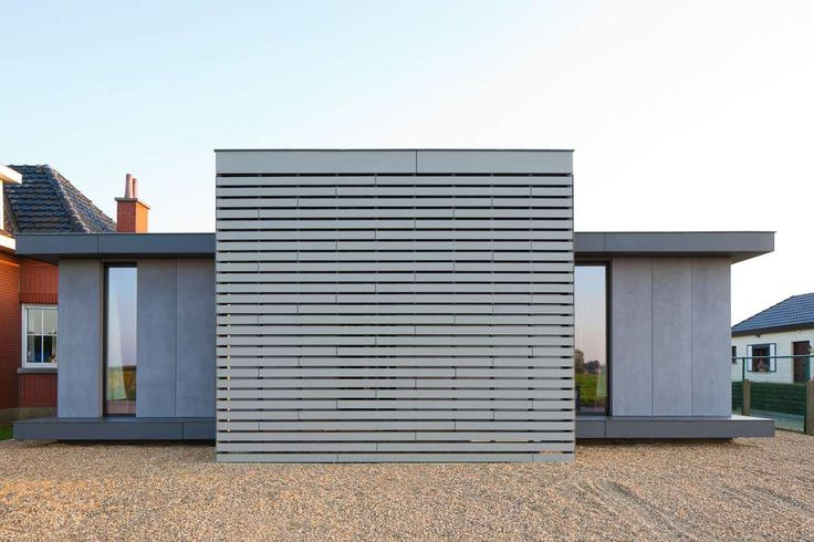 Durable, Low-Maintenance, And Inexpensive: Why Fiber Cement Panels Are All The Rage - Architizer