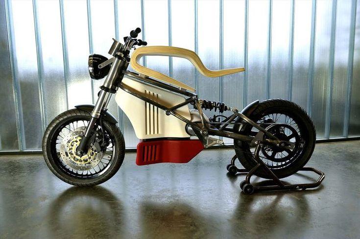 The Expemotion E-Raw – A Modern Electric Bike
