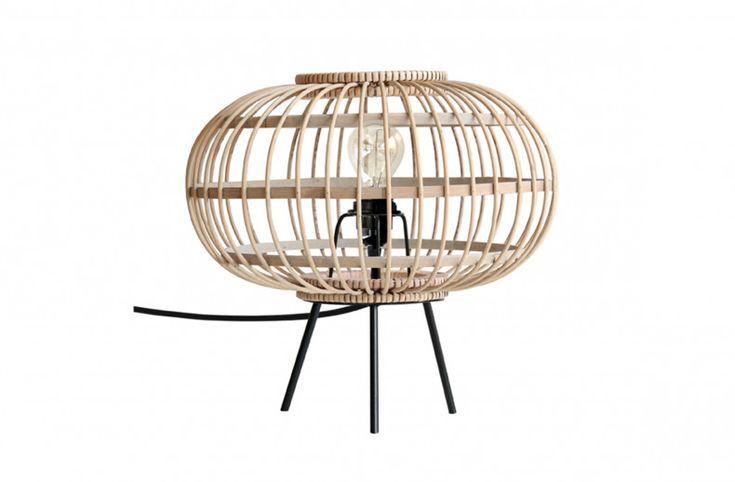 Buy Bamboo Table Lamp from Kelly Hoppen London!