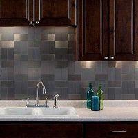 Metal Tile Backsplash Ideas 28 best backsplash images on pinterest | kitchen ideas, backsplash