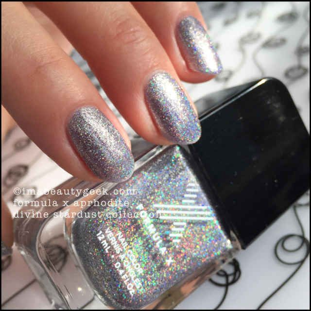Formula X Aphrodite – Limited Edition Stardust Collection 2016