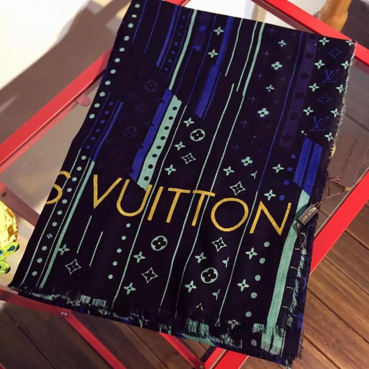 Louis Vuitton scarf 1