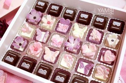 Мастер-класс Шоколадные конфеты своими руками - АромаБьюти