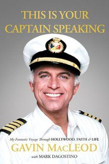 Great true story.  http://bookreadingtic.com/2013/10/31/this-is-your-captain-speaking-by-gavin-macleod/