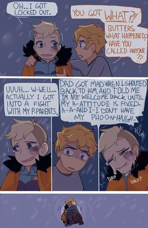 #wattpad #alatoire Well it's South Park ther s going to be adult content
