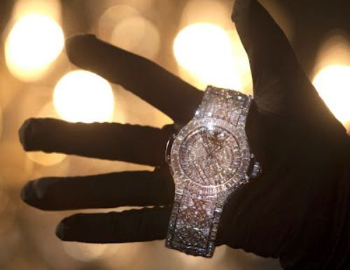 High End Designer Fashion Pictures : theBERRY: Celebrity Style, Luxury Expen, 1282 Diamonds, Hublot, Expensive Watches, Expen Watches, Most Expensive, Men Watches, Accessories Bling