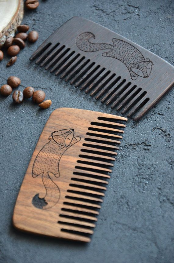Fox Engraved Wooden Hair Comb Custom Personalized Women Girl comb Birthday favor Mom Mother Grandma Sister Gift Animal lover gift ✓ This cute wooden comb with fox is a great gift for women who care about their hair. And it's a great gift or souvenir for your loved ones and for yourself and not only for Christmas/Birthday/Anniversary, you can present it at any time, when you want to surprise somebody. ✓ If you want to have any inscription or picture just let us know via convo and ...