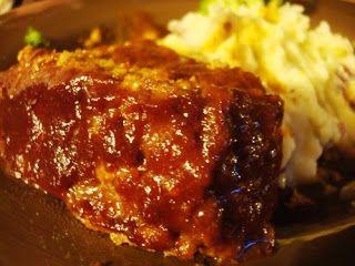 Keninger Kitchen: Bayou Bourbon Meatloaf - Tastefully Simple Recipe