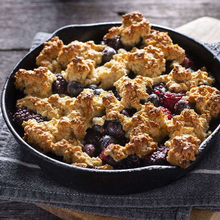 Blackberry cobbler recipe in 2020 frozen fruit