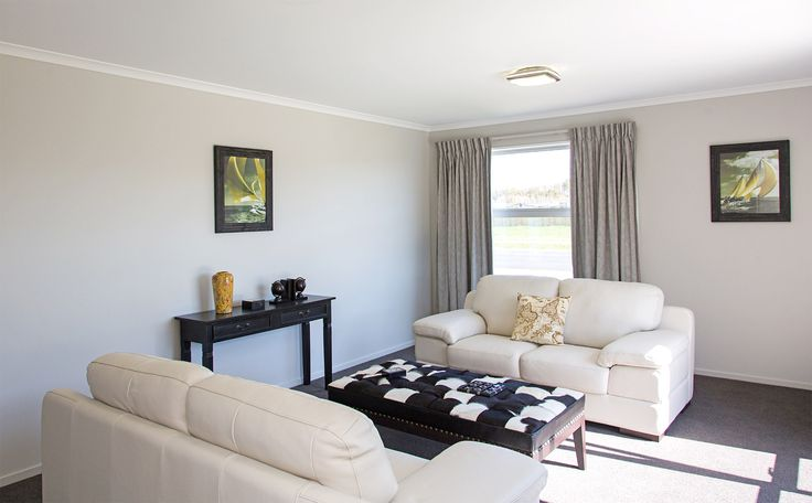 Escape the main open plan living space with a private sitting room.