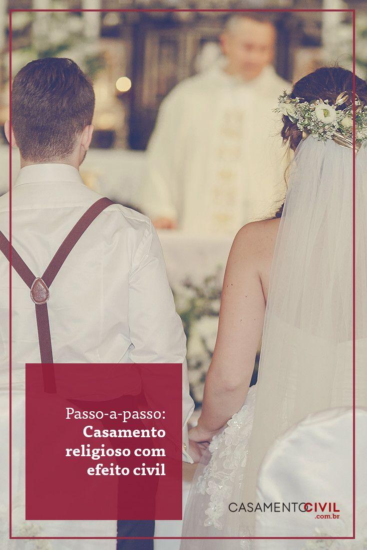 Hoje no blog tem um passo-a-passo prático para os noivos entenderem como funciona o Casamento Religioso com Efeito Civil. Clique na imagem para saber mais.