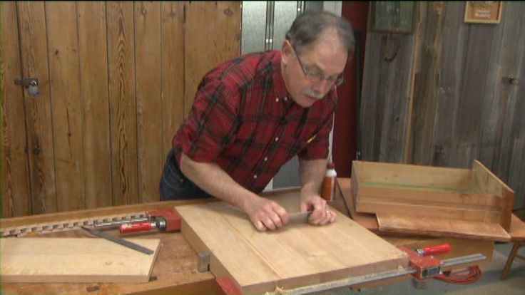 Woodworking - Interview With Scott Phillips-woodworking & Scroll Saw