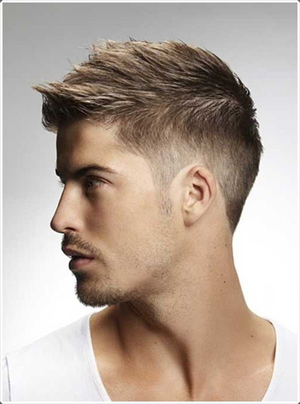 Aiming for a classy look? Get this haircut.