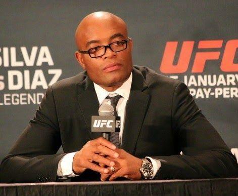 Blog Esportivo do Suíço: Exame pós-luta de Anderson Silva aponta uso de três substâncias