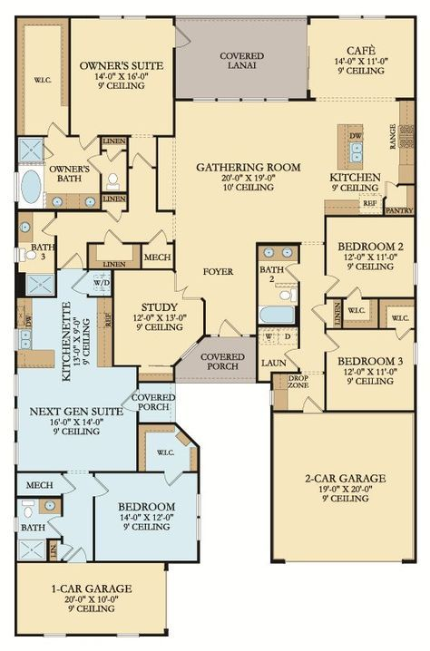 2767 best House plans images on Pinterest   Small houses ...