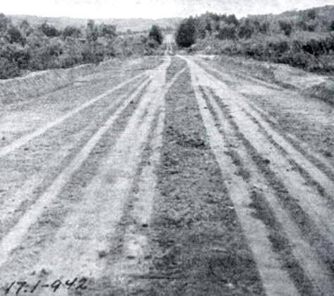 17 de janeiro de 1942 - Estrada de Santo Amaro (atual avenida Santo Amaro).