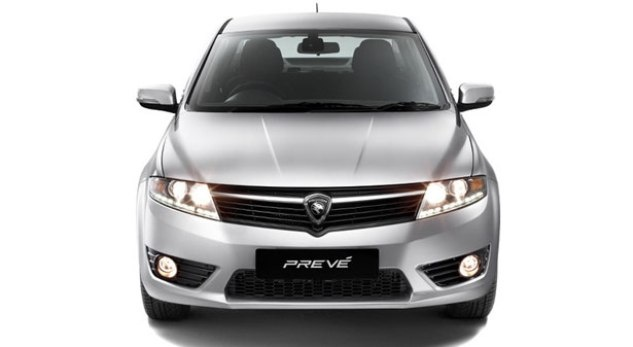 New Proton Preve Sedan goes on sale early next year in Indonesia
