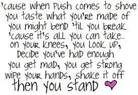 Stand. Rascal Flatts