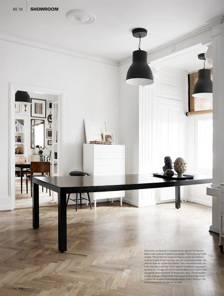 The big creative table  Foto: RUM/Birgitta Wolfgang Drejer