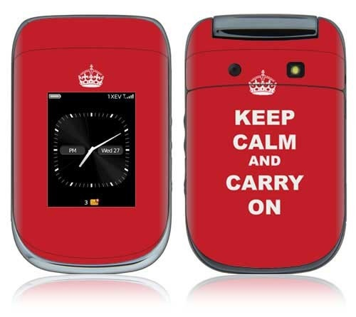 Blackberry 9670 w Red Cover