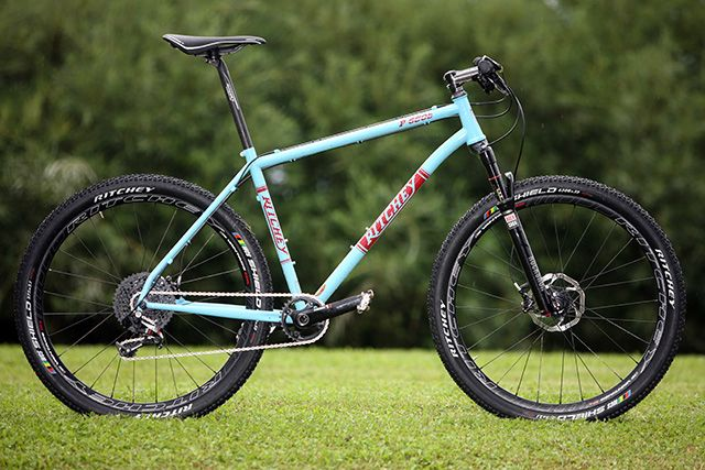 Awesome Steel  Ritchey F 650b