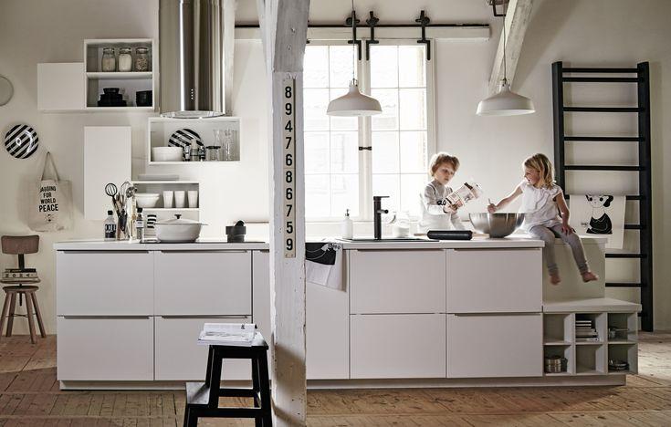 Design Kruk Keuken : IKEA Industrial Kitchen