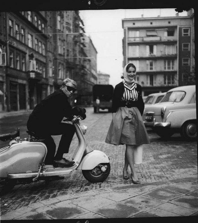 Tadeusz Rolke, reklama dla Domu Towarowego Smyk, 1960, fot. Tadeusz Rolke / Agencja Gazeta