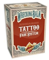 Wrecking Balm Tattoo Fade System, An Easy Method to Get Rid of Your Tattoos