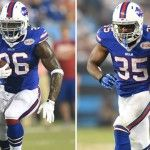 Buffalo Bills Training Camp Battles Part 2: With LeSean McCoy In, Who's The Odd Man Out At RB?