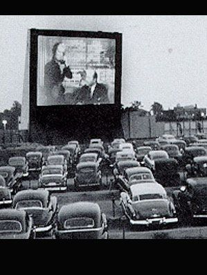 Vintage news – London to get a drive-in cinema!