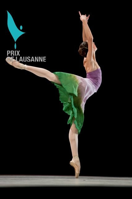 Christopher Wheeldon's There where she loved - © Prix de Lausanne 2010