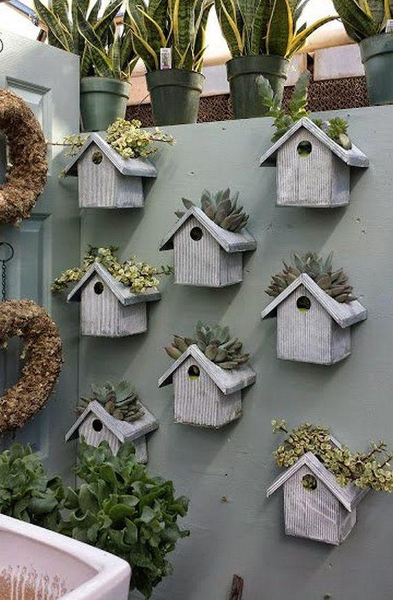 Moderne Und Inspirierende Gartendeko Aus Beton Garten Garten Dekoration Diy Garten Dek In 2020 House Planter Garden Ideas Budget Backyard Vertical Garden Indoor
