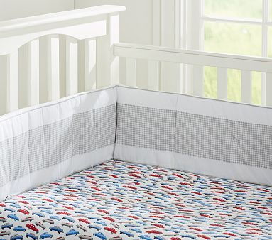 Pottery Barn Kids Features Nursery Sets For Boys And Girls Find Cozy Crib Bedding Essentials In Exclusive Colors Patterns