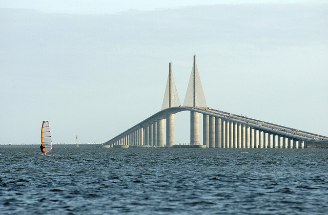 17 best images about sunshine skyway on pinterest the for Skyway bridge fishing