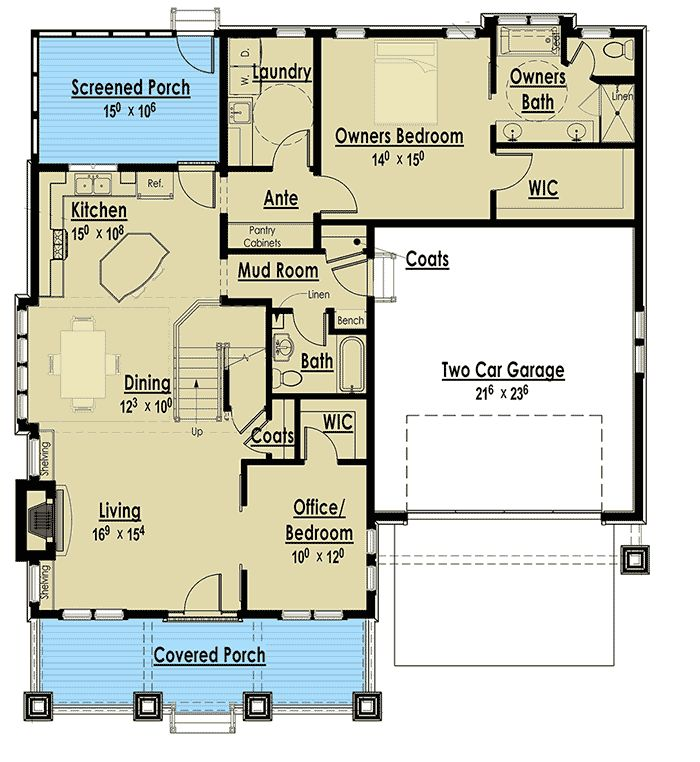 17 images about house plans on pinterest farmhouse for Storybook craftsman house plans