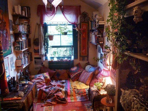 Best 25+ Hippie chic bedrooms ideas on Pinterest   Boho room ...