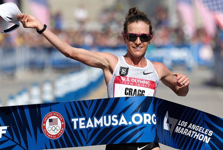 After Nerve-Racking Race to Trials Title, Amy Cragg Looks Toward Rio
