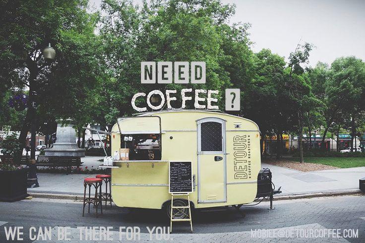 Places I need to go...Detour Coffee Roastery