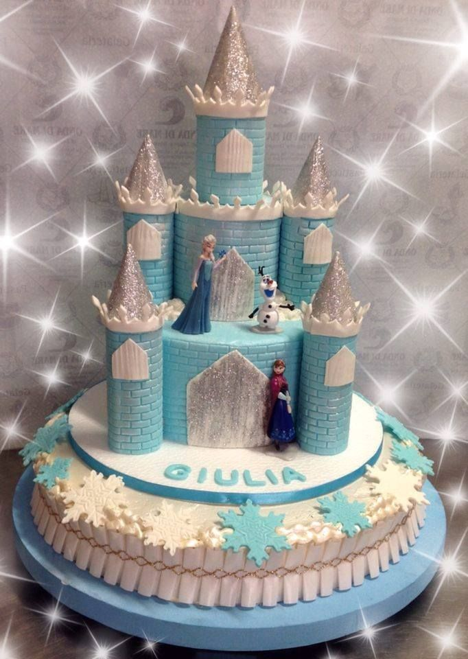Birthday Cake Frozen