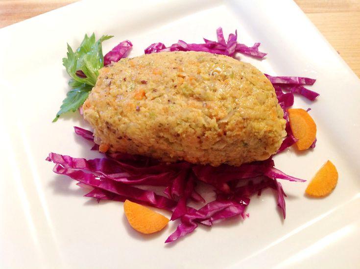 Vegan Gefilte (chickpeas based)