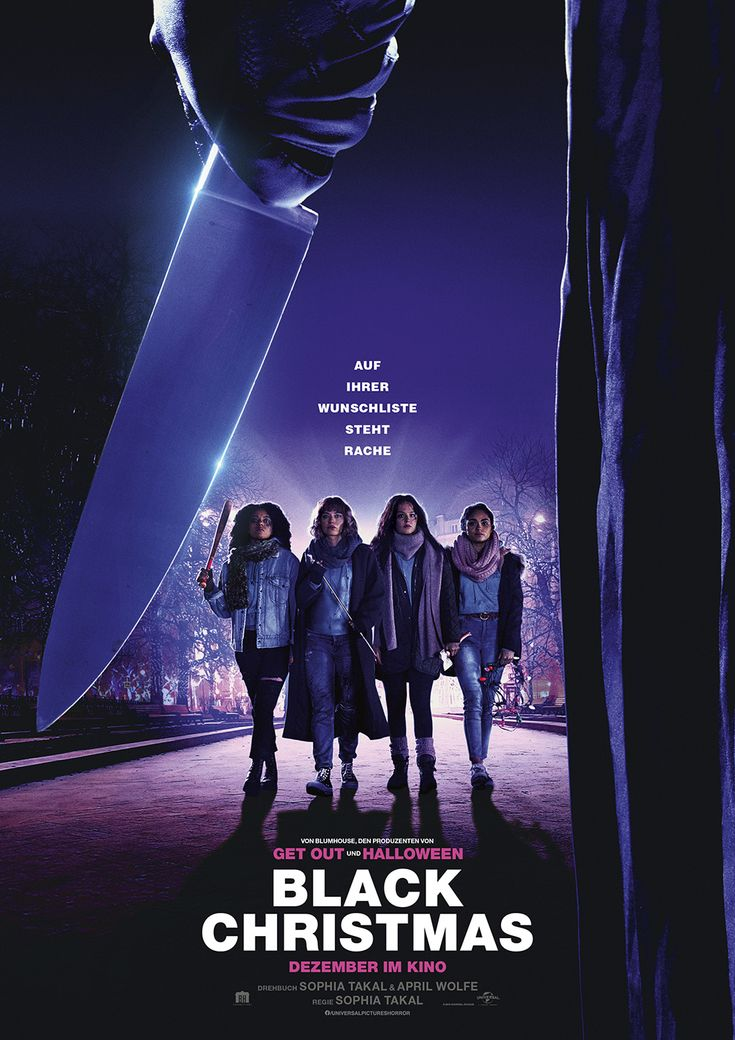 BLACK CHRISTMAS 5. Dezember 2019 BlackChristmas Horror