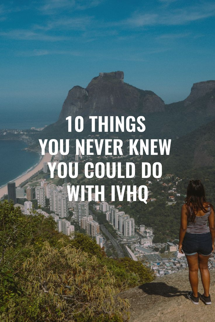 Are you considering volunteering abroad? With volunteer programs in more than 35 destinations and over 150 project options - there are endless possibilities and it's understandable that there may be a few things you didn't know about. So here is a selection of things you never knew you could do with IVHQ…