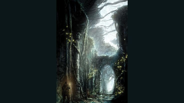 Dark Souls II: Revealing a new world through concept art - Page 12 of 12 | Features | Edge Online