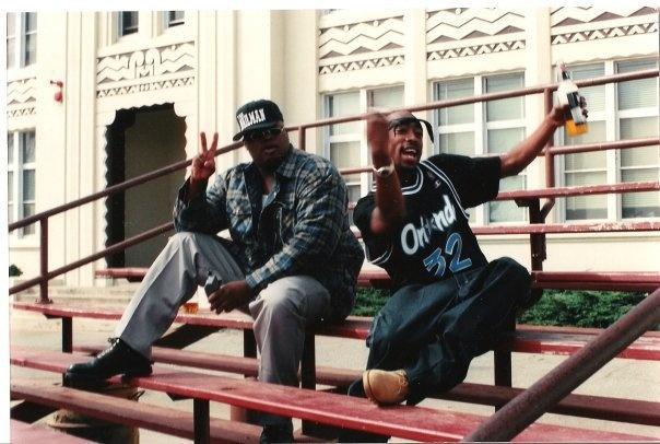 E-40 & Tupac