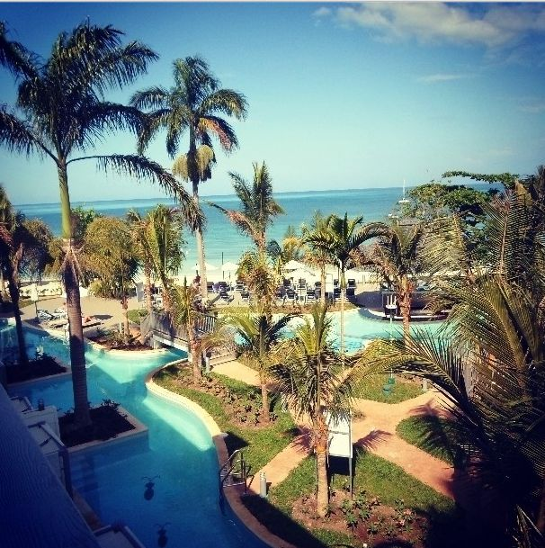 The Melia Hotel in Nassau Paradise Island, The Bahamas.