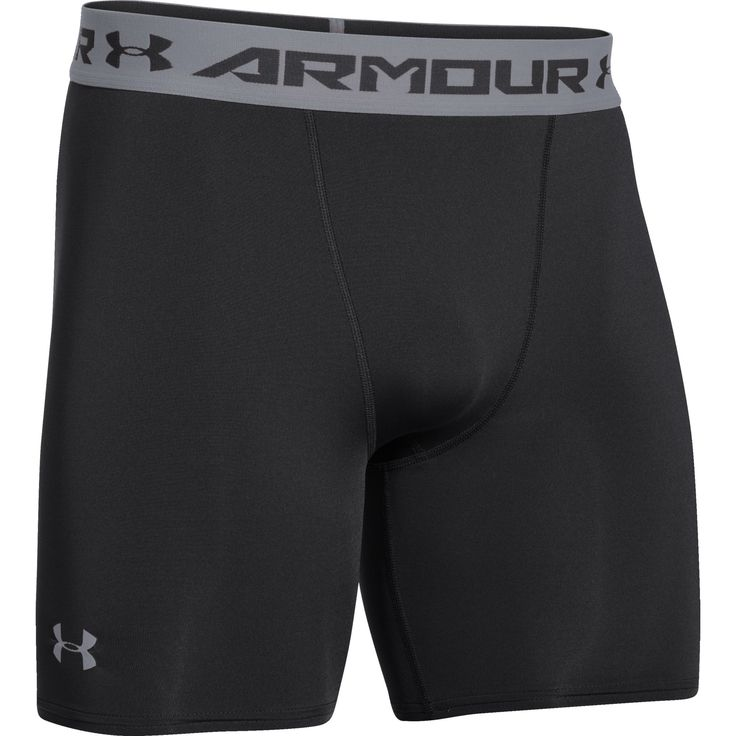 Compression: Ultra-tight, second skin fit. - HeatGear fabric, with all the benefits of UA Compression, comfortable enough to be worn all day UPF 30+ protects your skin from the sun's harmful rays - 4-