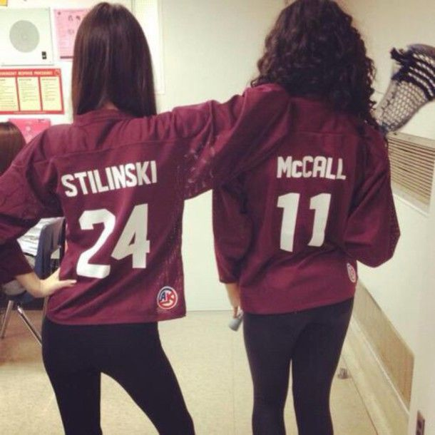 sweater stiles stilinski jersey                                                                                                                                                                                 More