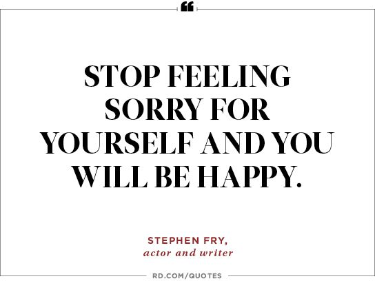 Inspirational Quotes | Stephen Fry, actor and writer
