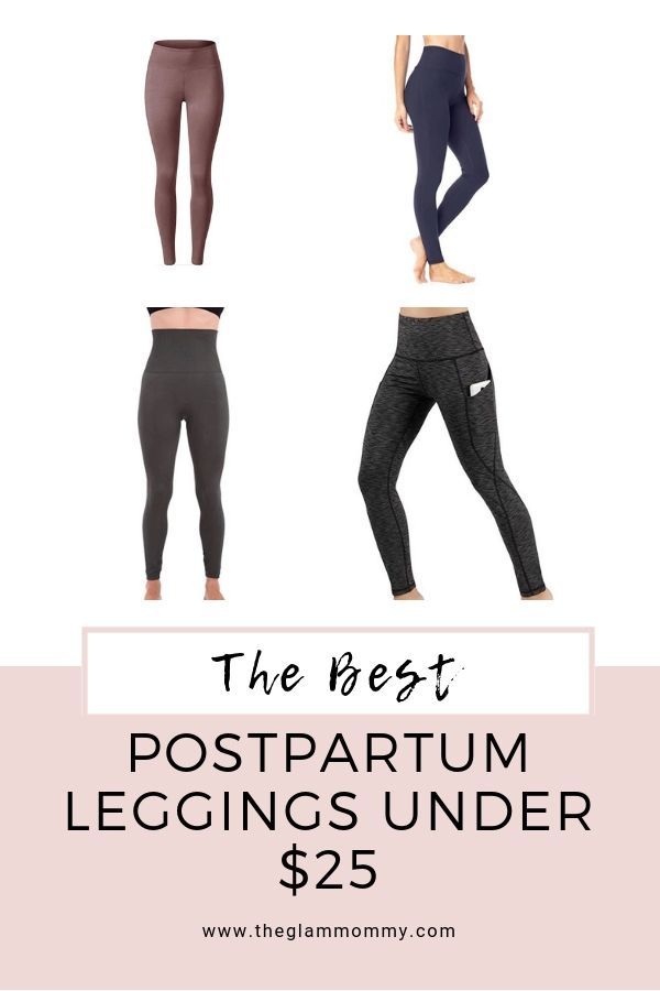 85d86e7a0f35f Why you'll want to wear postpartum leggings and how to get a good pair  under $25! postpartum legging, postpartum fashion, postpartum recovery, ...